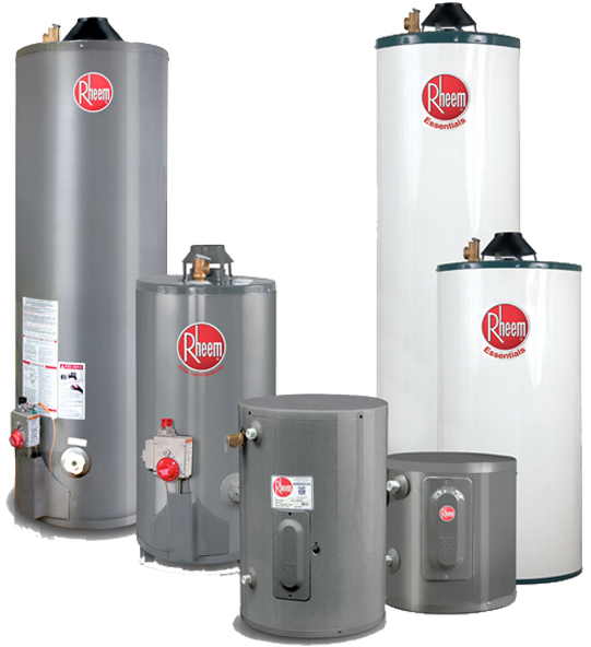 Rheem Tankless Water Heaters Problems : Water heaters san antonio hot heater repair service
