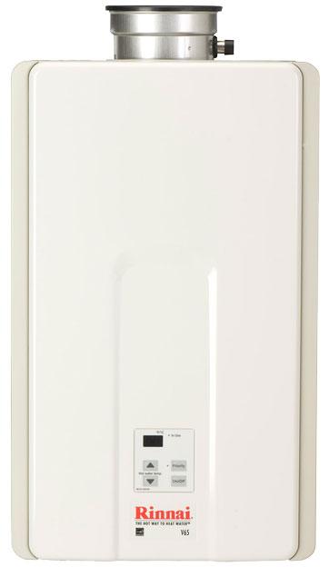 san antonio tankless water heater